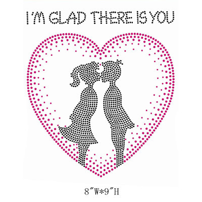 I'm glad there is you love rhinestone transfer